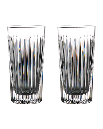 Gin Journey Aras Highball Glasses, Set of 2