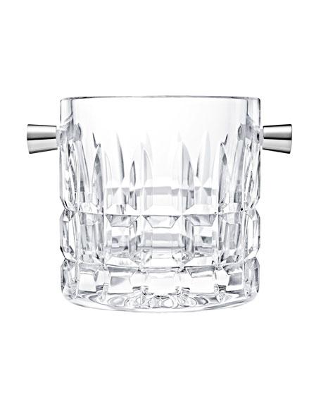 Saint Louis Crystal Manhattan Ice Bucket