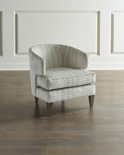 Crest Accent Chair