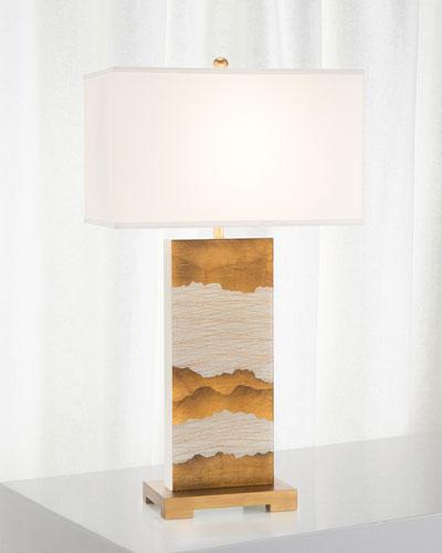 Golden Dunes Table Lamp