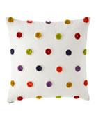 D.V. Kap Home Dotty Pillow