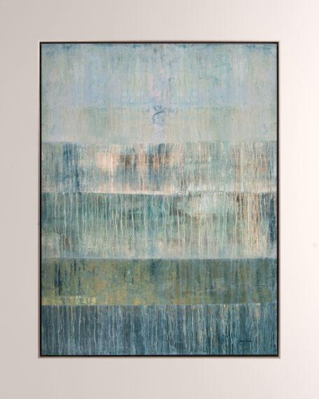 """John-Richard Collection """"Strata"""" Giclee Canvas Art by Shaye Rawson"""