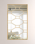 John-Richard Collection Octa Mirror