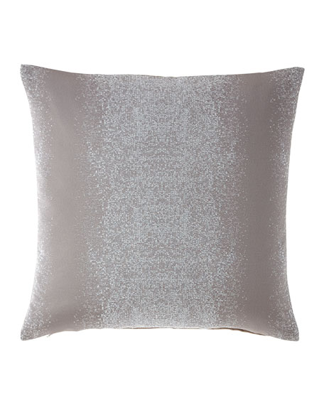 Eastern Accents Flurry Steel Decorative Pillow