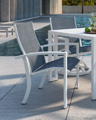 Castelle Icons Dining Table and Matching Items &