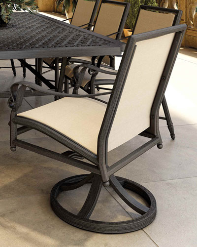 Biltmore Estate Dining Swivel Chair