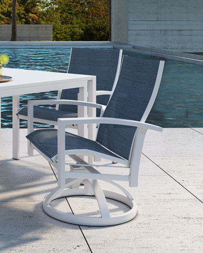 Orion Swivel Dining Chair