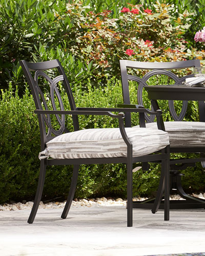 Raleigh Outdoor Dining Armchair