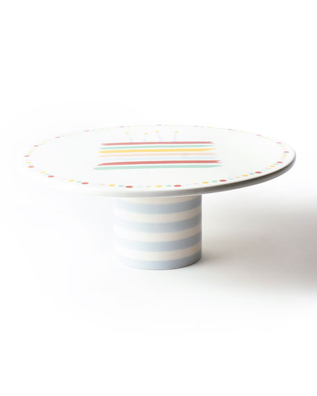 Coton Colors Birthday Cake Stand