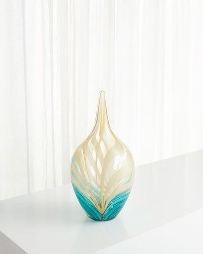 Small Parlor Palm Vase