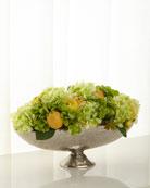 John-Richard Collection Lemon Lime Zest Floral Arrangement