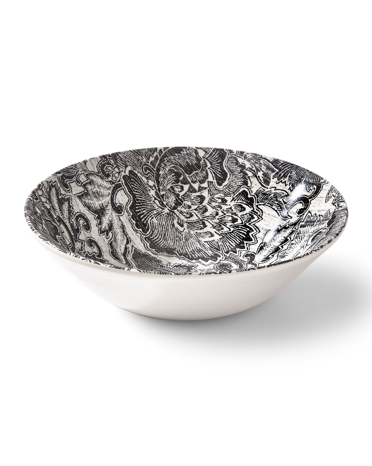 Ralph Lauren Home FADED PEONY CEREAL BOWL