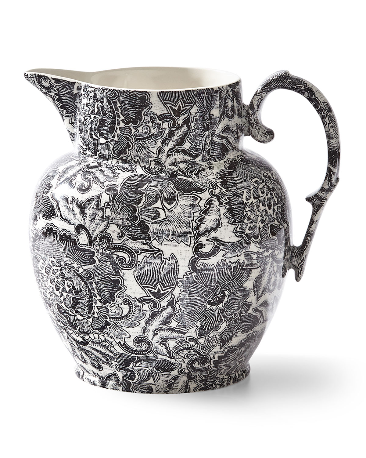 Ralph Lauren Home FADED PEONY ETRUSCAN PITCHER