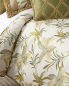 Dian Austin Couture Home Botanical Lattice European Sham