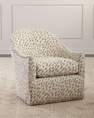 Massoud Roxanne Swivel Chair