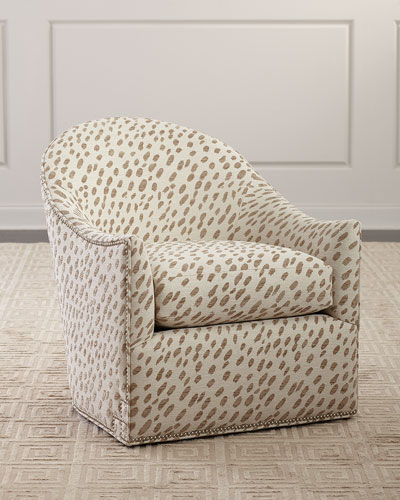 Roxanne Swivel Chair