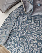 Dian Austin Couture Home Sevilla Damask King Duvet