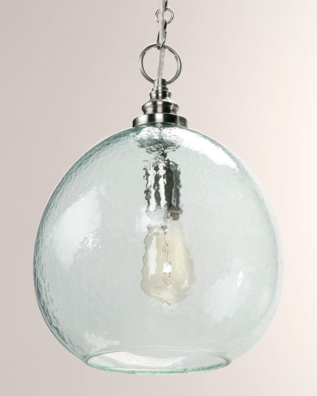 Regina Andrew Design Glass Float Lighting Pendant