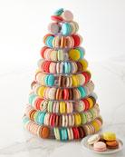 JOY Macarons 10-Tier Macaron Tower and Matching Items