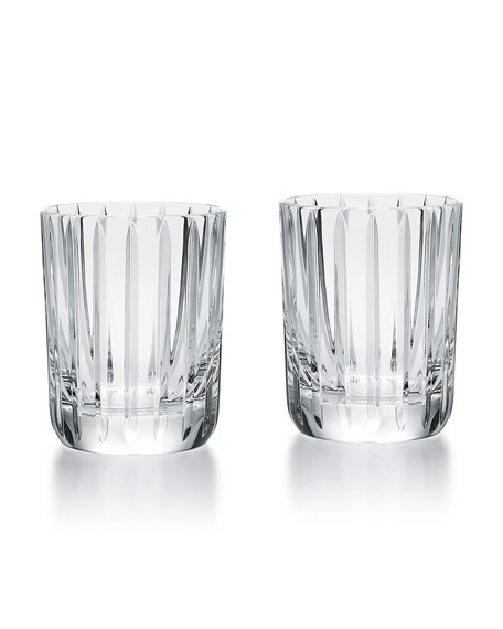 Baccarat Harmonie Shot Glasses, Set of 2