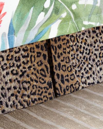 Cheetah Queen Dust Skirt