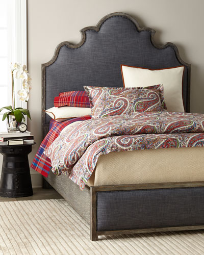 Julian Upholstered Queen Bed