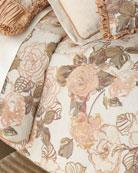 Austin Horn Classics Beauty Framed Pillow and Matching