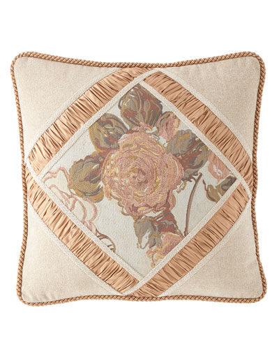 Beauty Framed Pillow