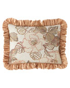 Austin Horn Collection Beauty Boudoir Pillow