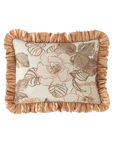 Beauty Boudoir Pillow