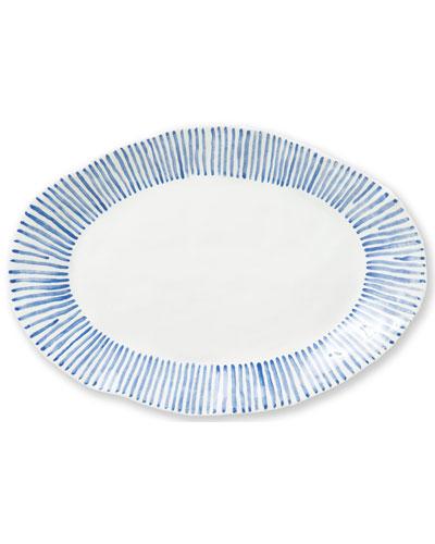 Modello Oval Platter
