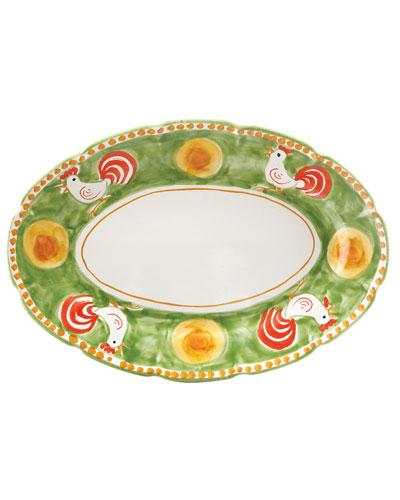 Gallina Oval Platter