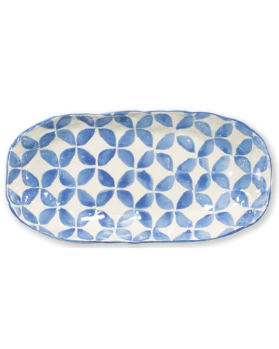 Modello Small Oval Platter