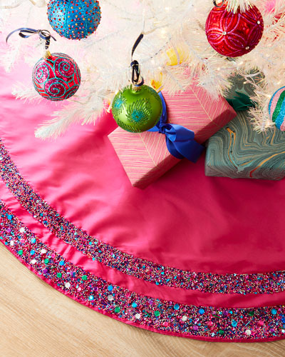 Holiday Brights Tree Skirt
