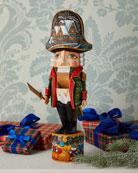 G. Debrekht The Nutcracker Wood-Carved Figurine