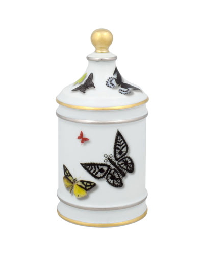 Butterfly Sugar Bowl