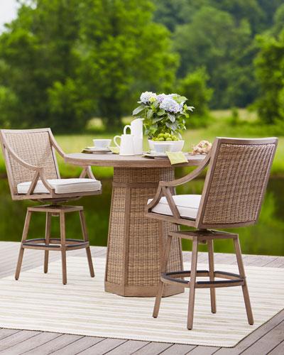 Summer Creek Outdoor Universal Gathering Table