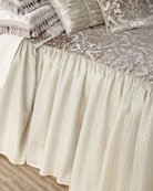 Dian Austin Couture Home Classic Damask Rushed Oblong