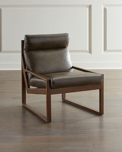 Deighton Leather Chair