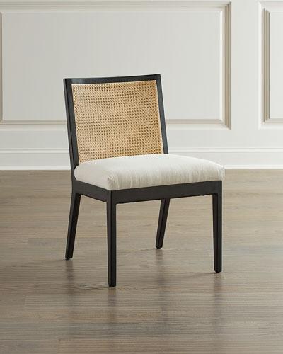 Reid Cane Back Side Chair