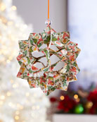 Paper for Water Electra Christmas Ornament