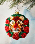 Christopher Radko Fierce Feline Ornament