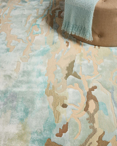 Cherbourg Hand-Tufted One Of a Kind Rug, 7'9