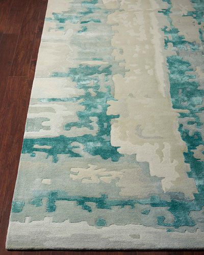 Leigh Hand-Tufted One Of a Kind Rug, 7'9
