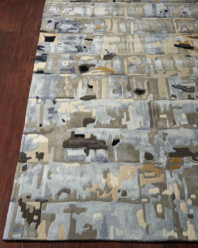 Montgomery Hand-Tufted One Of a Kind Rug, 7'9