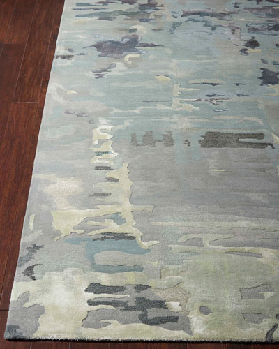 Park Hand-Tufted One Of a Kind Rug, 7'9