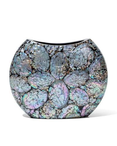 Mother-of-Pearl Symmetry Vase