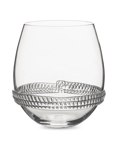 Dean Stemless Wine Glass