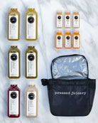 Pressed Juicery 1 Day Cleanse and Shots