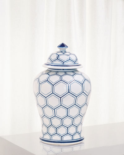 Kenilworth Jar, Blue